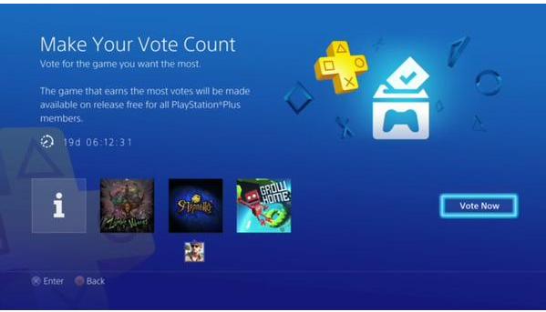 Для подписчиков PS+ появится возможность выбора игр месяца. - Изображение 2