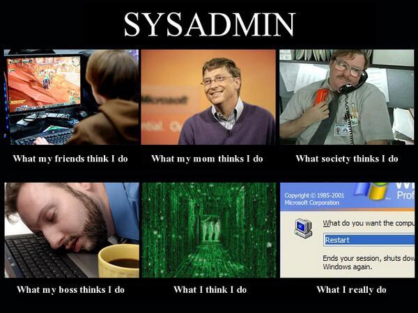 Happy sysadmin day! - Изображение 1