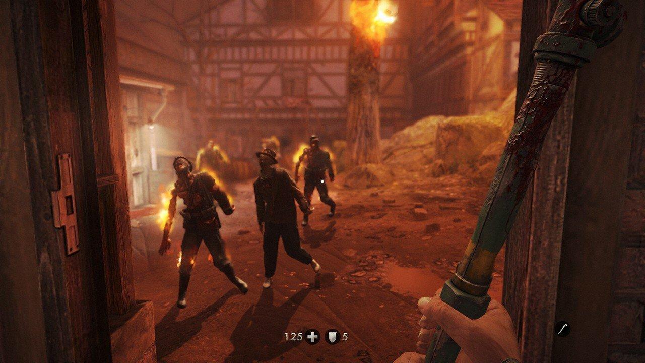 Хватит гонять Плотву и Бэт-мобиль, поиграйте в Wolfenstein: The Old Blood.  - Изображение 2