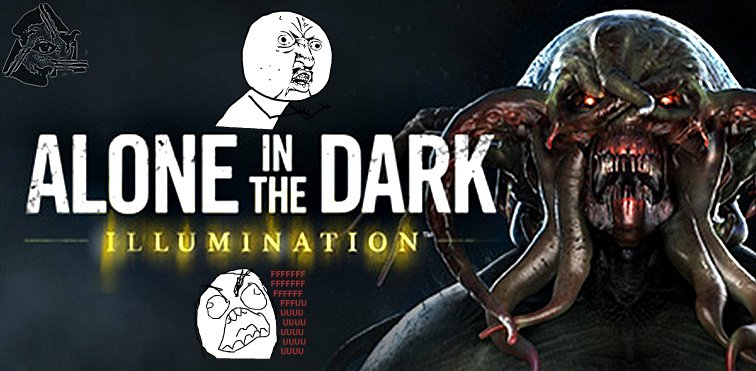 Худшая игра 2015 года - Alone in the Dark: Illumination - Изображение 1