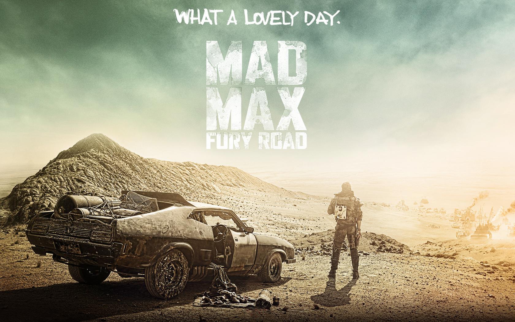 Обзор фильма Mad Max: Fury Road - Изображение 1