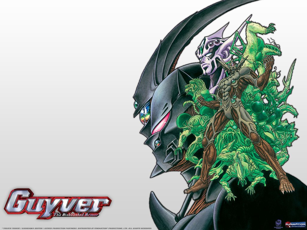 Guyver: The Bioboosted Armor. Часть 1. - Изображение 1