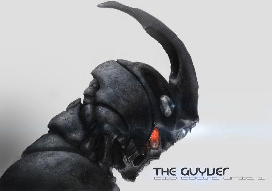 Guyver: The Bioboosted Armor. Часть 2. Предыстория.  - Изображение 1