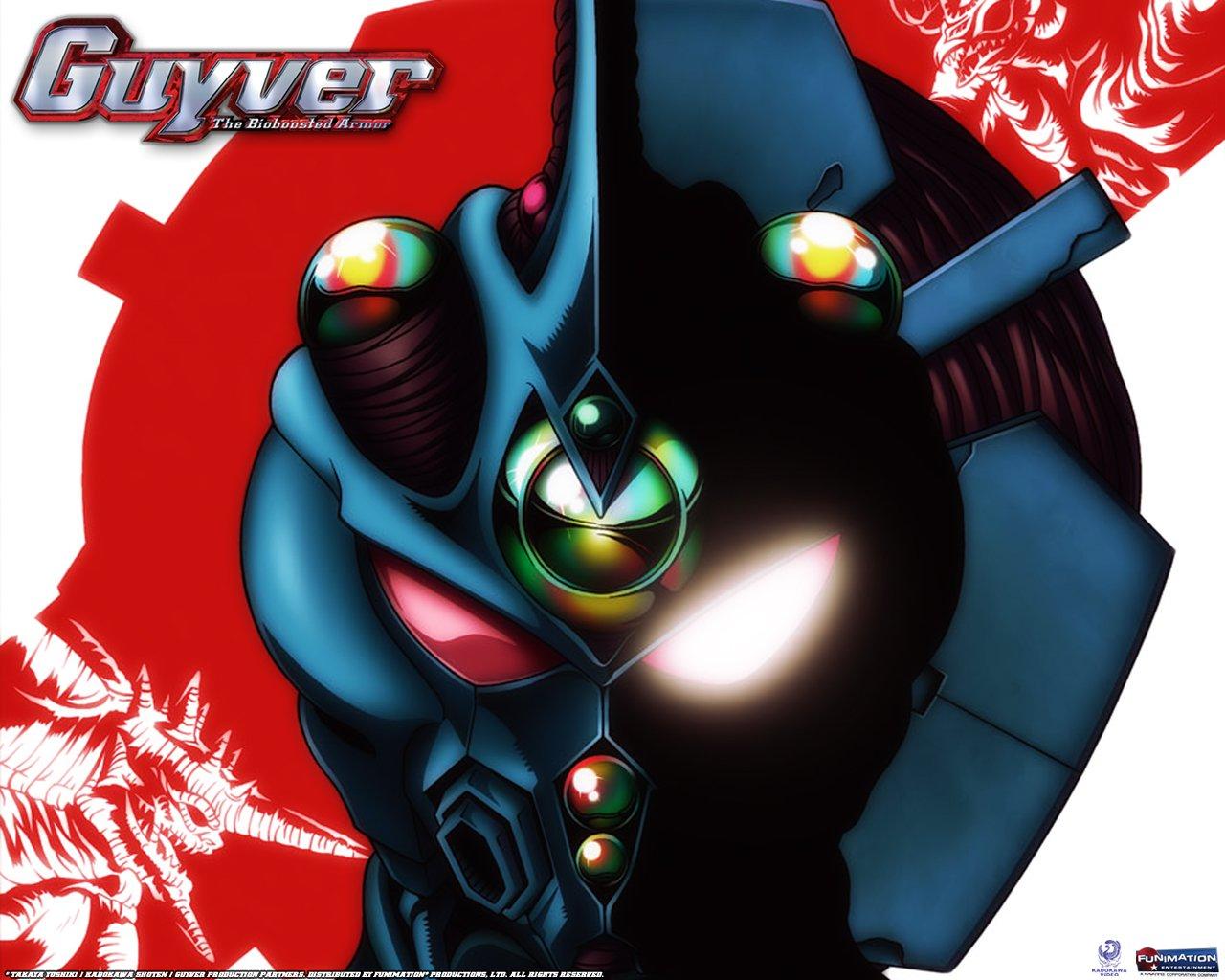 The Guyver: Bio-Booster Armor. Часть 4. Аниме.  - Изображение 1