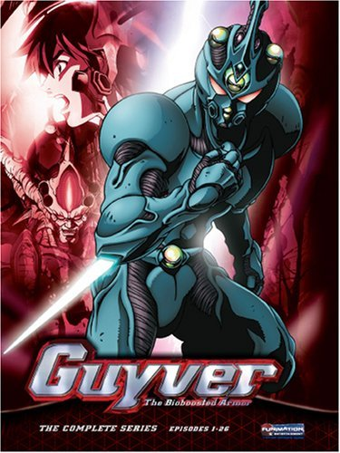 The Guyver: Bio-Booster Armor. Часть 4. Аниме.  - Изображение 2