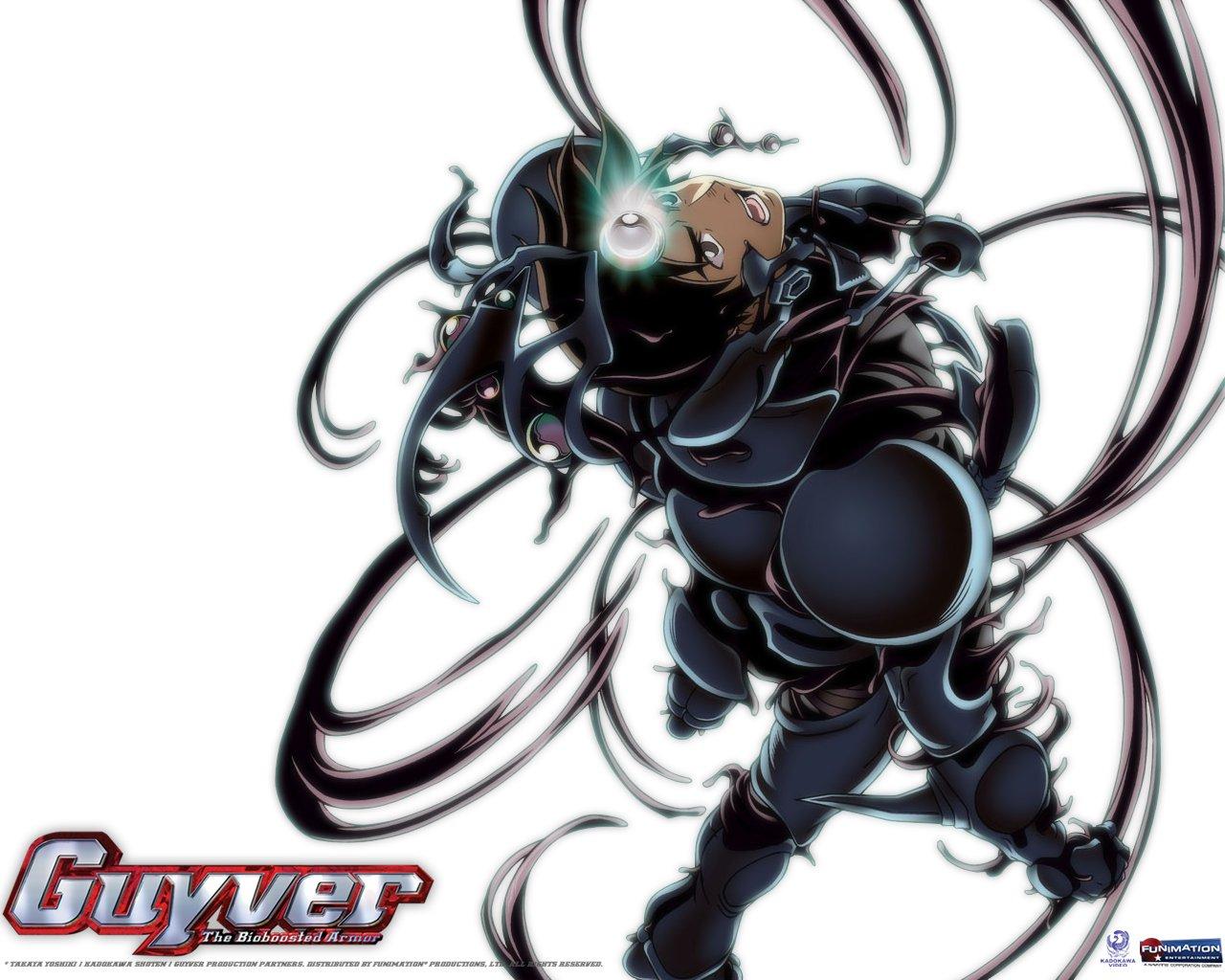 The Guyver: Bio-Booster Armor. Часть 4. Аниме.  - Изображение 9