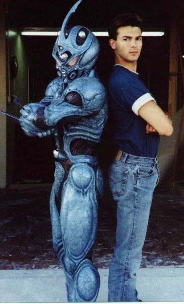 The Guyver: Bio-Booster Armor. Часть 5. Гайвер в кино. - Изображение 12