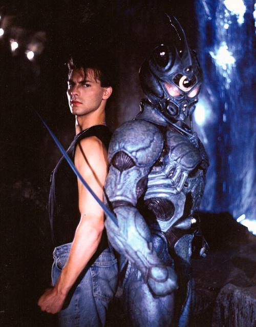 The Guyver: Bio-Booster Armor. Часть 5. Гайвер в кино. - Изображение 1