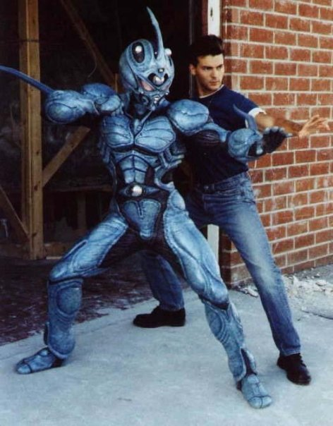 The Guyver: Bio-Booster Armor. Часть 5. Гайвер в кино. - Изображение 11