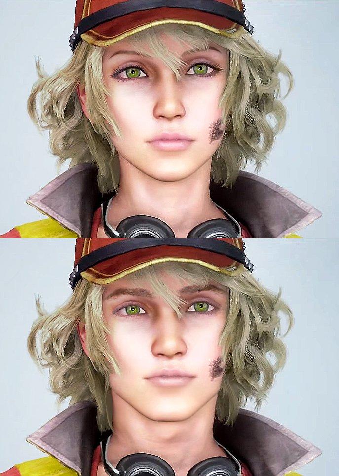 Герои Final Fantasy 15  femail версия. - Изображение 7