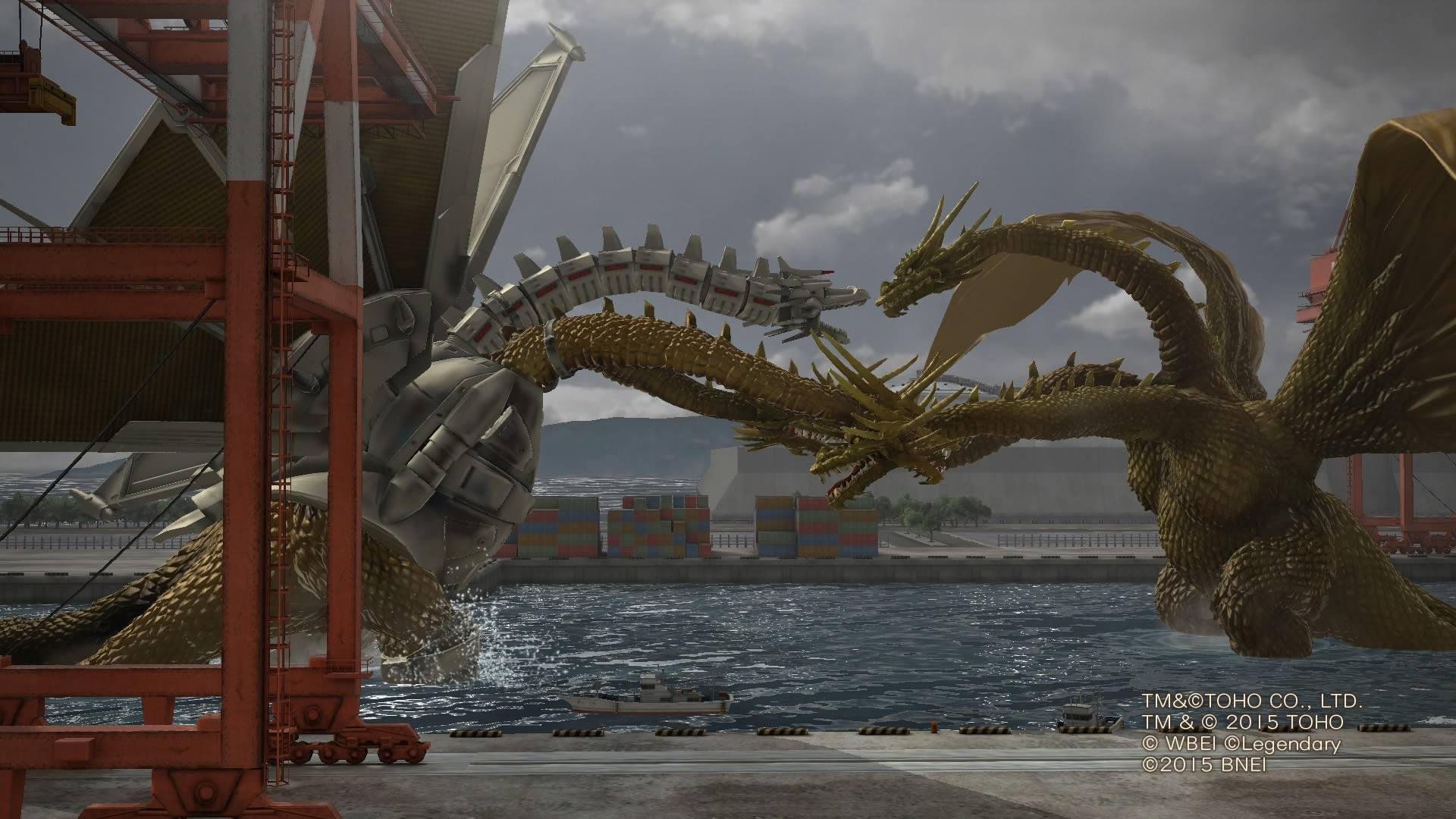 [PS4] Консольный гейминг с Сарказмо – Godzilla - Изображение 7