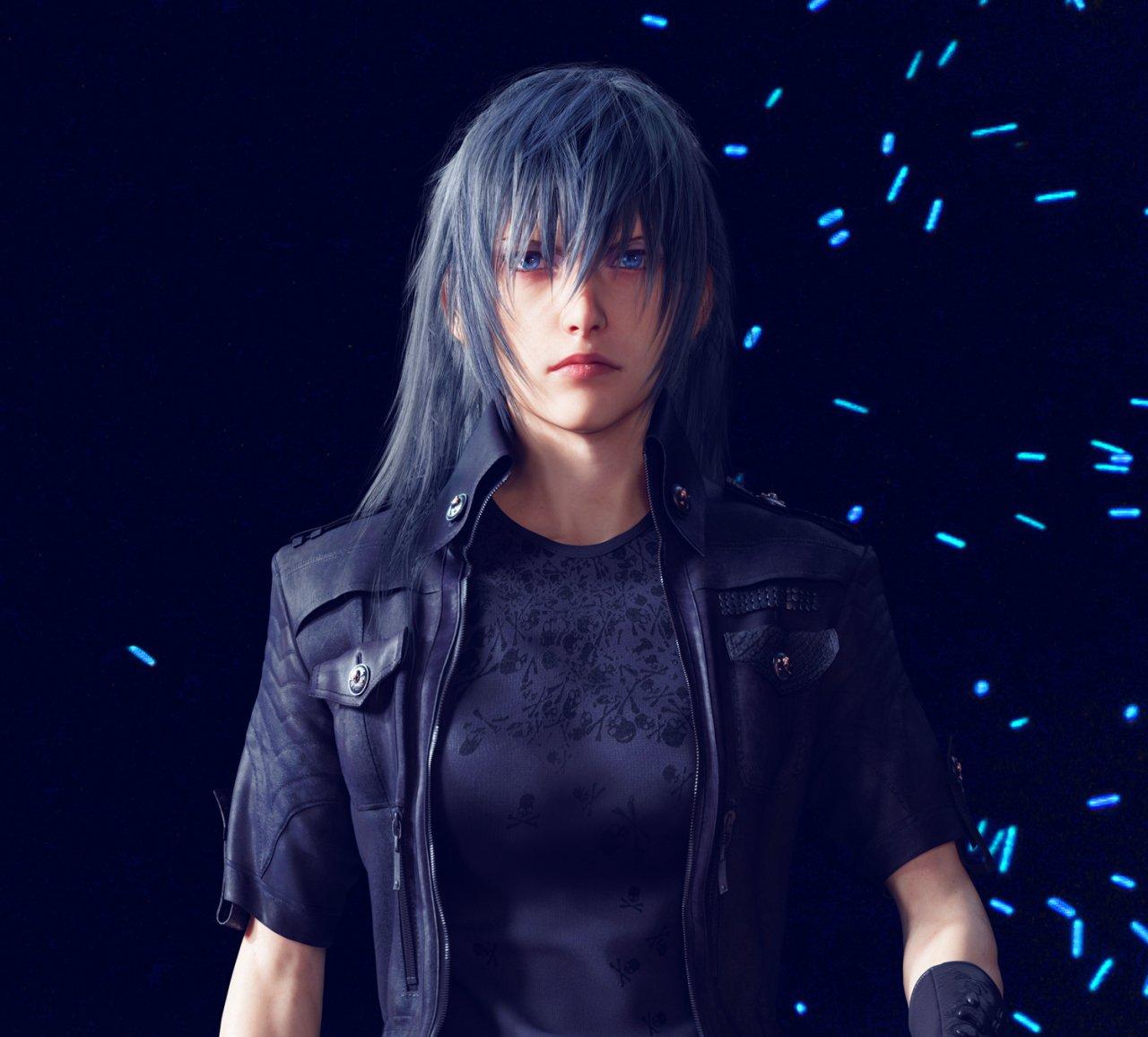 Герои Final Fantasy 15  femail версия. - Изображение 3