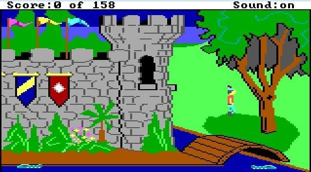 История в картинках (King's Quest) - Изображение 1