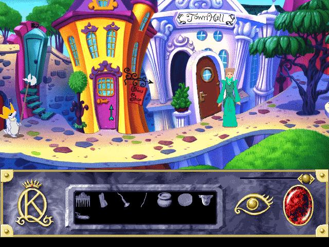 История в картинках (King's Quest) - Изображение 7