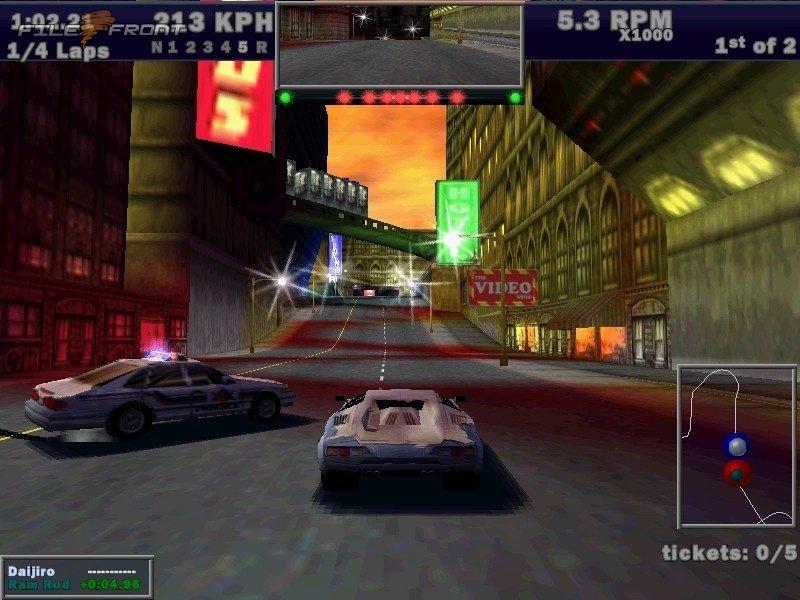 История в картинках (Need for Speed) - Изображение 5