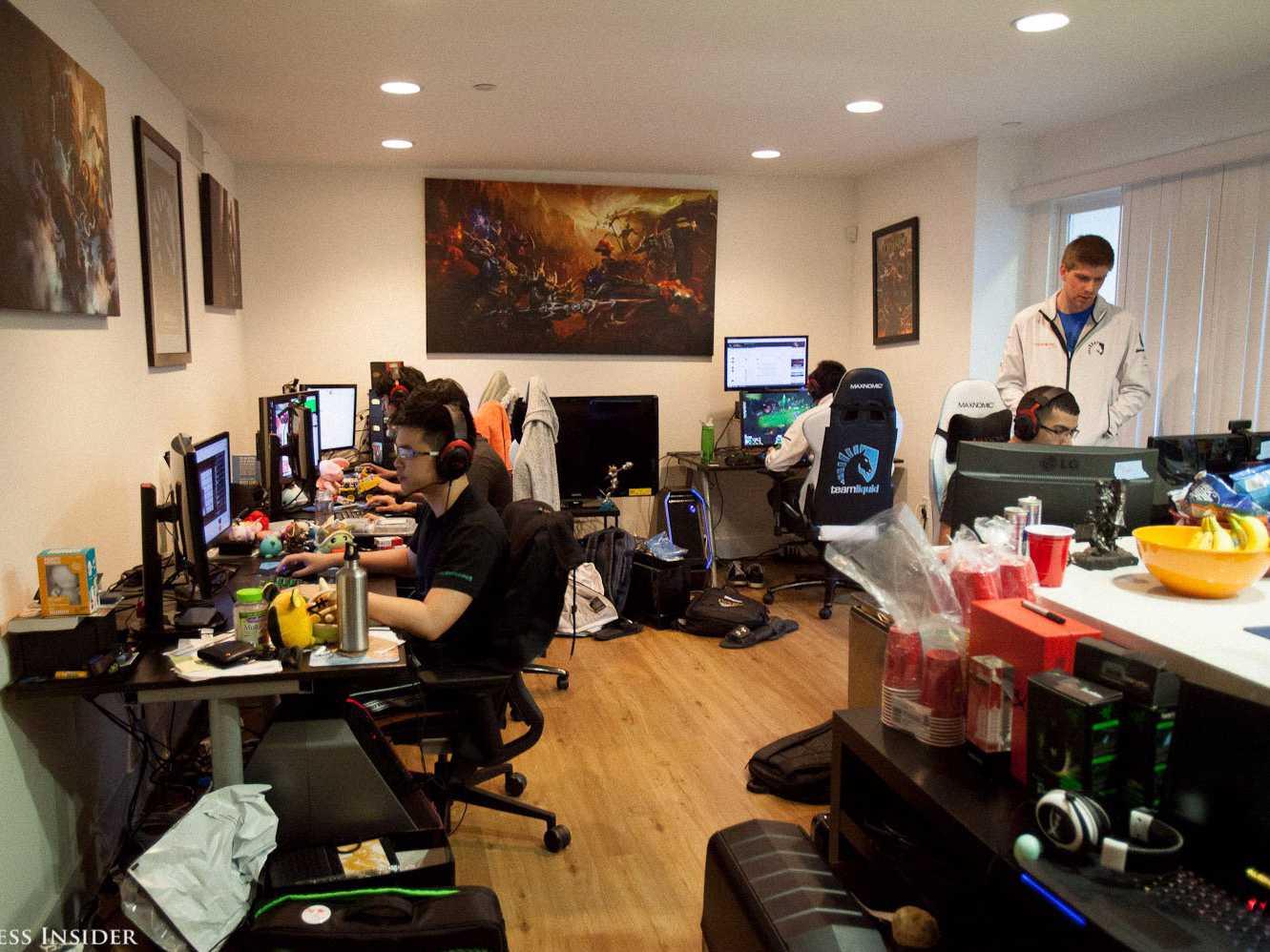 ASH Gaming House - первый гейминг хаус в России! - Изображение 2