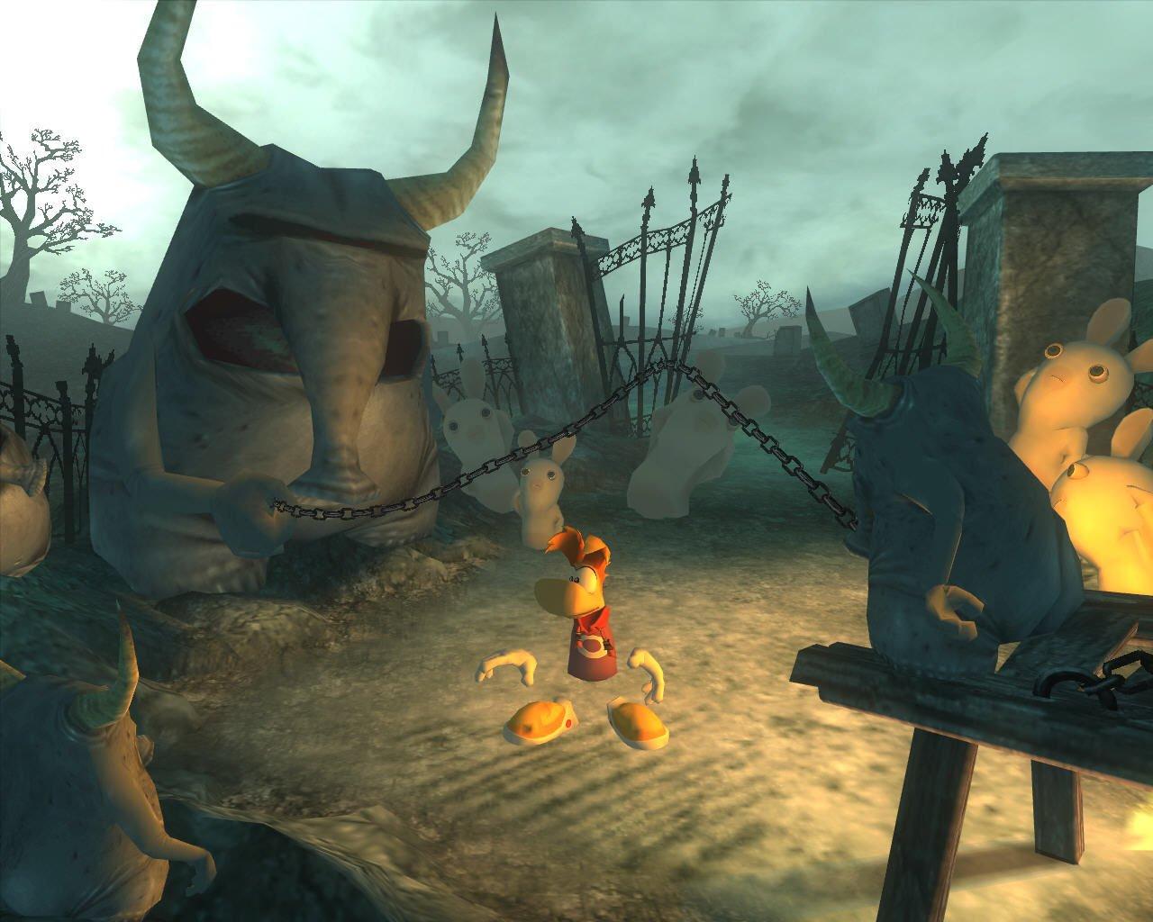 История в картинках (Rayman) - Изображение 4
