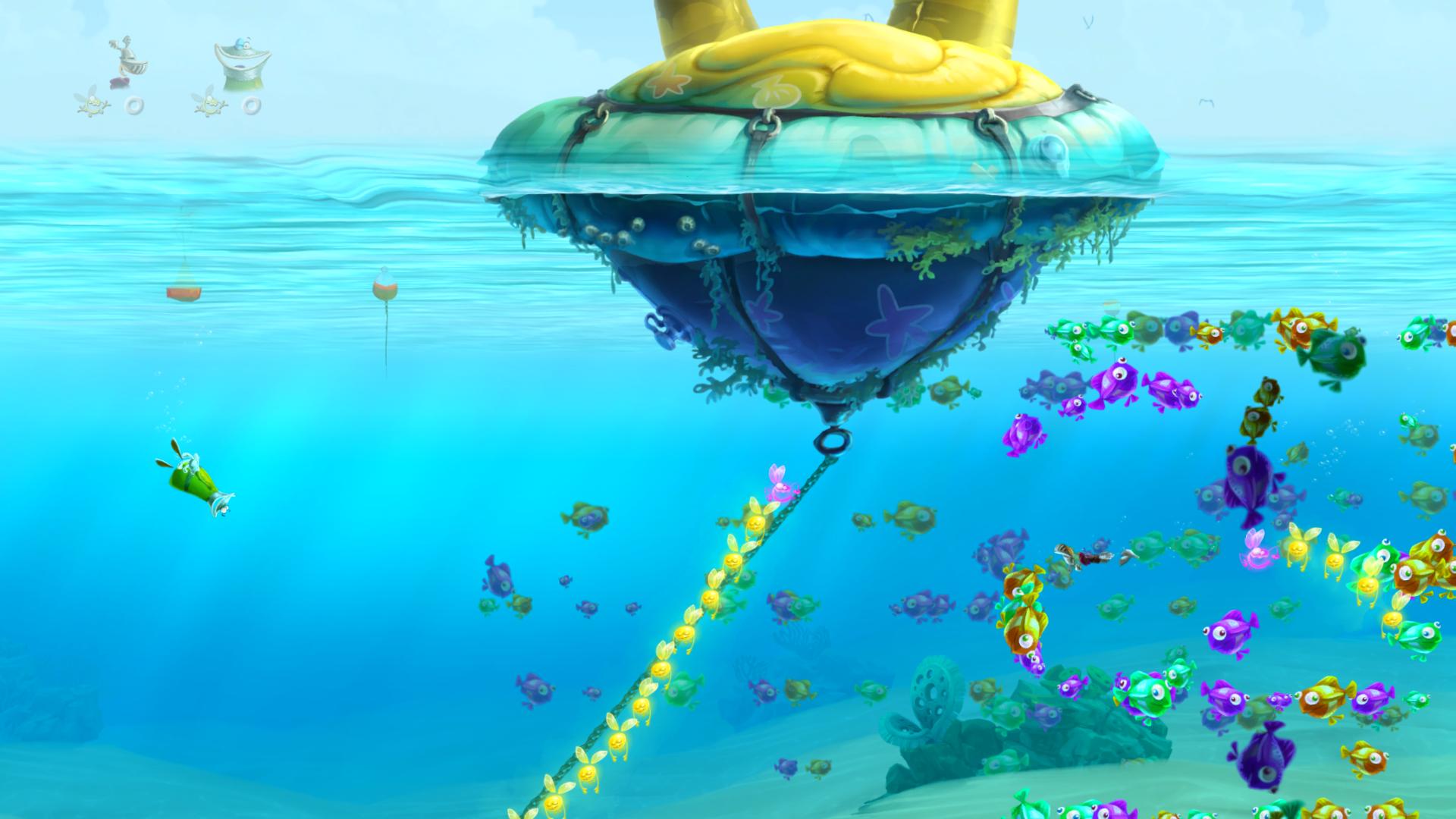 История в картинках (Rayman) - Изображение 7