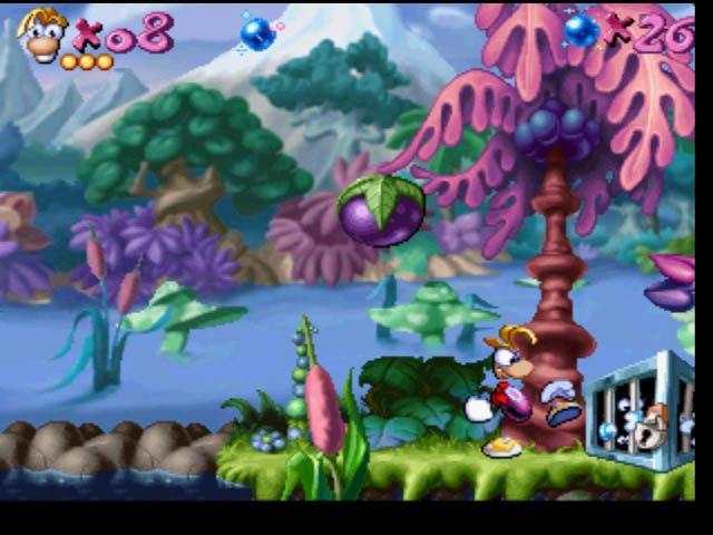 История в картинках (Rayman) - Изображение 1
