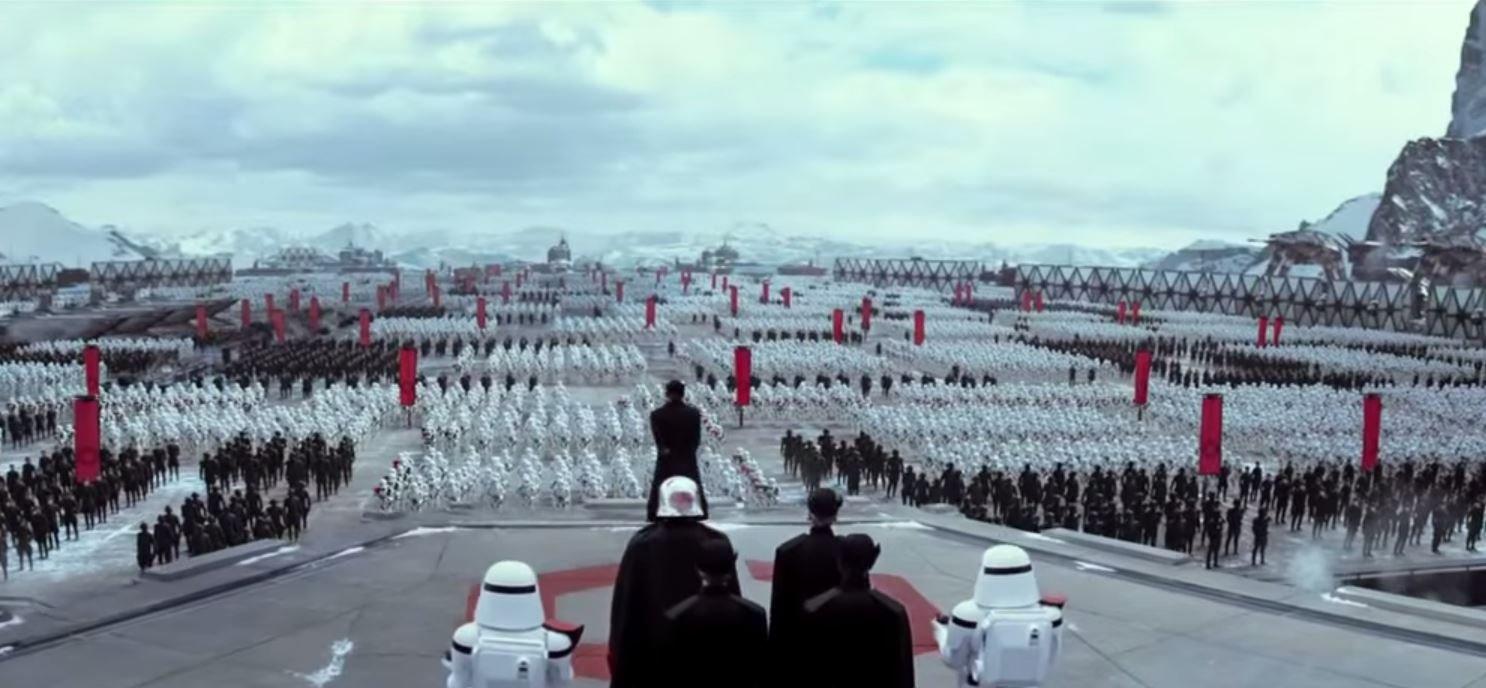 Новый старый промо ролик Star Wars: The Force Awakens - Изображение 1