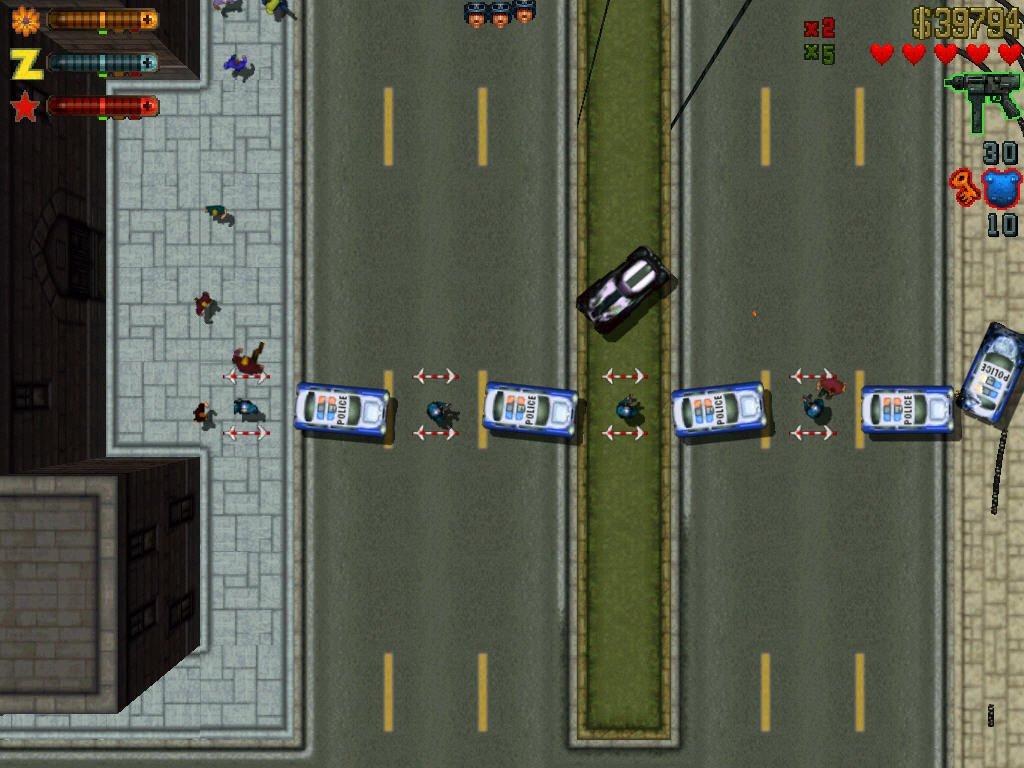 История в картинках (Grand Theft Auto) - Изображение 3