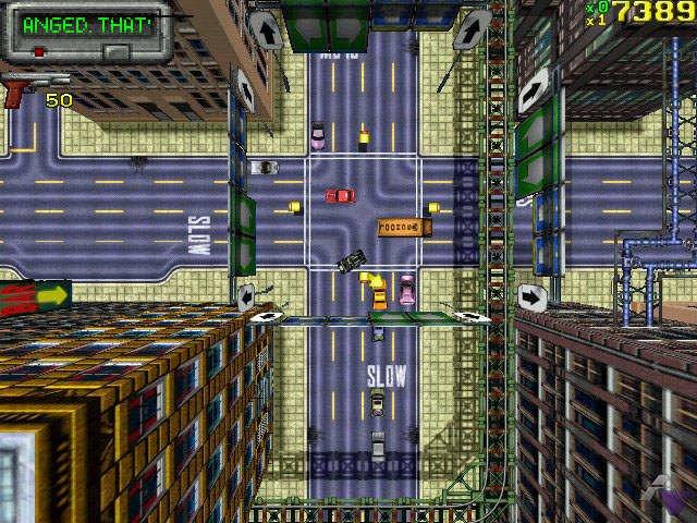 История в картинках (Grand Theft Auto) - Изображение 1