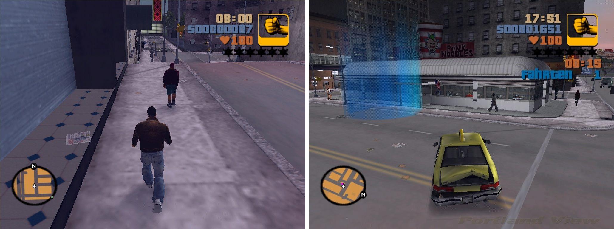История в картинках (Grand Theft Auto) - Изображение 4