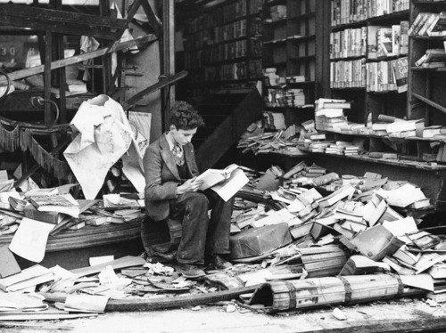 Немного о книгах или Осторожно, запредельное содержание букв! - Изображение 1
