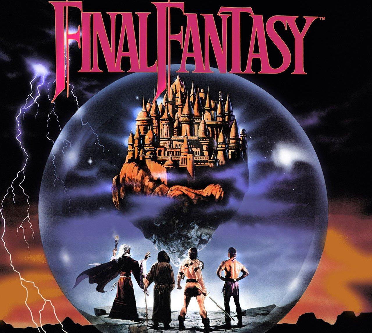 История в движущихся картинках  (Final Fantasy) ❦Часть 1❦ - Изображение 1