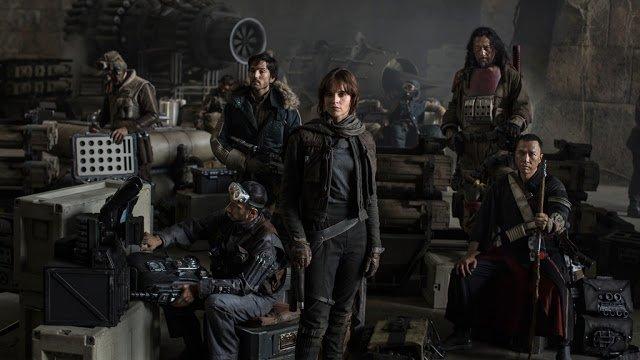 STAR WARS: Rogue One и Episode 7. Брейкинг ньюс!  - Изображение 2