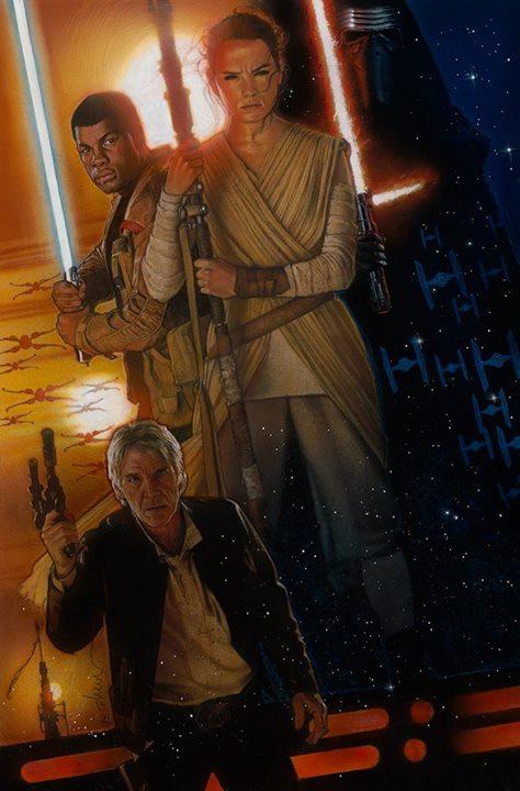 STAR WARS: Rogue One и Episode 7. Брейкинг ньюс!  - Изображение 4