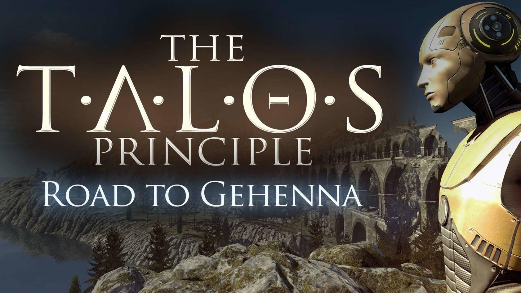 Рецензия на The Talos Principle: Road to Gehenna (so slow) - Изображение 1