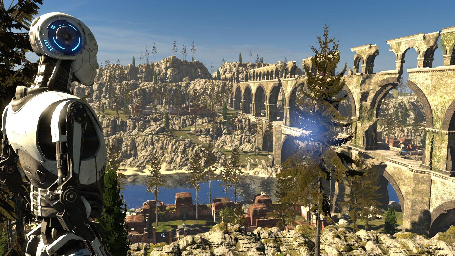 Рецензия на The Talos Principle: Road to Gehenna (so slow) - Изображение 3