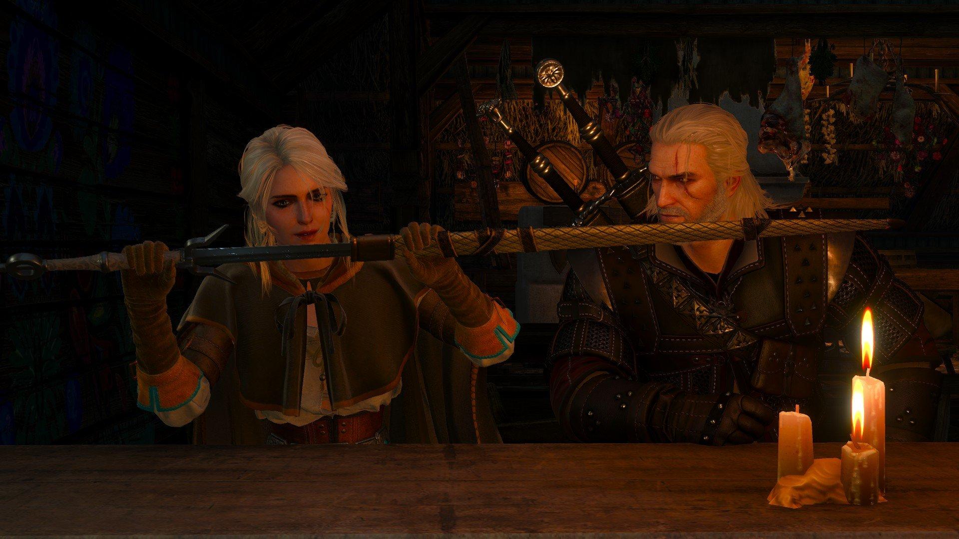 "The Witcher 3: Wild Hunt. Бесплатное DLC 16.  NEW GAME +   Вышло последнее бесплатное DLC под названием ""Новая игра  ... - Изображение 1"