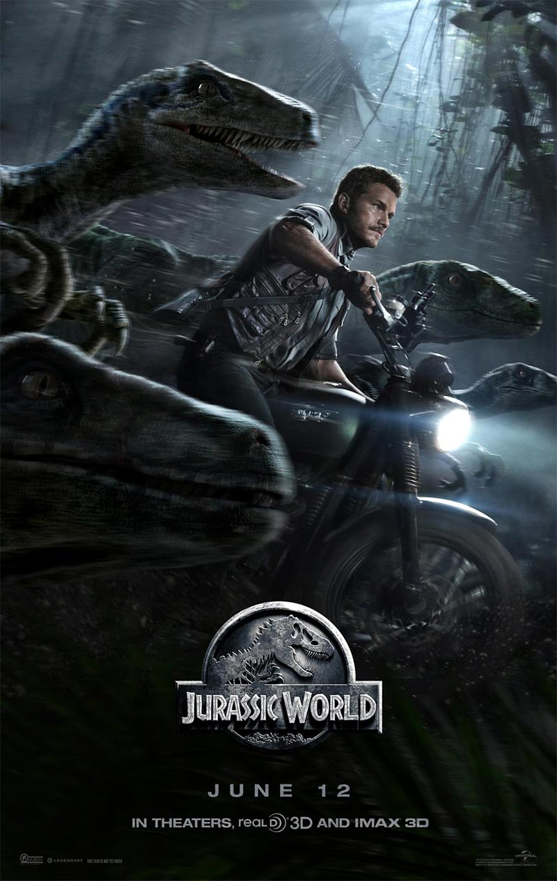 SlowIMHO: Мир Юрского Периода (Jurassic World) - Изображение 1