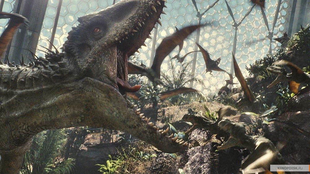SlowIMHO: Мир Юрского Периода (Jurassic World) - Изображение 4