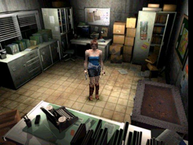 История в картинках (Resident Evil \ Biohazard) - Изображение 3