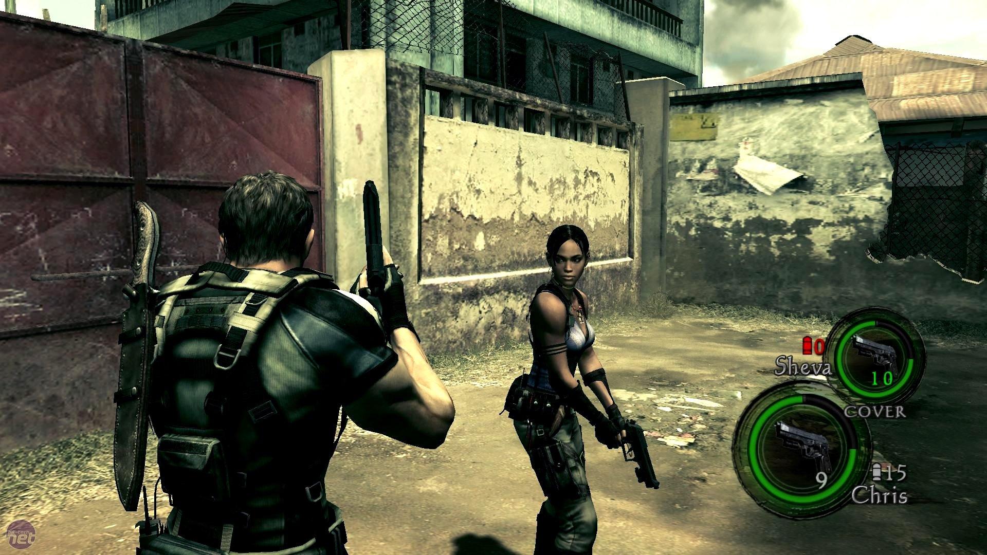 История в картинках (Resident Evil \ Biohazard) - Изображение 12