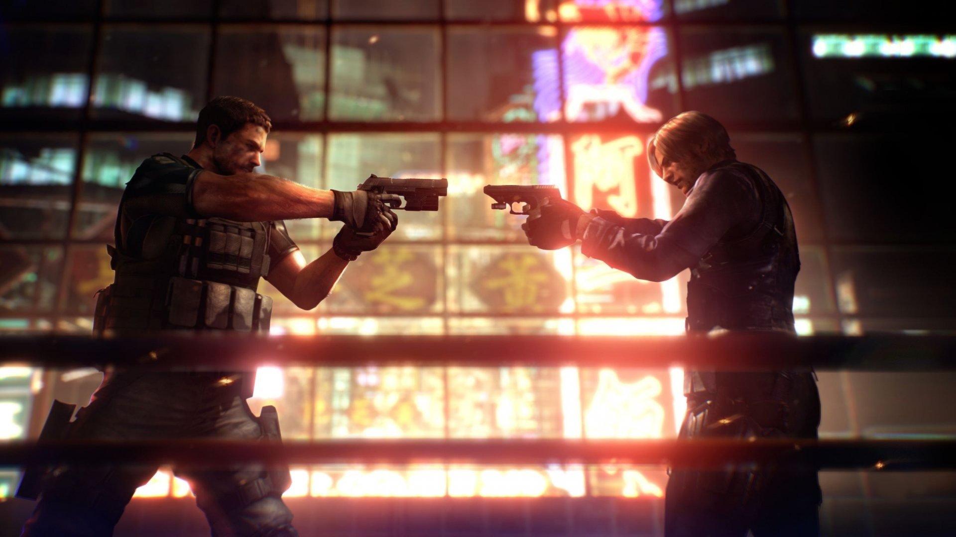 История в картинках (Resident Evil \ Biohazard) - Изображение 14