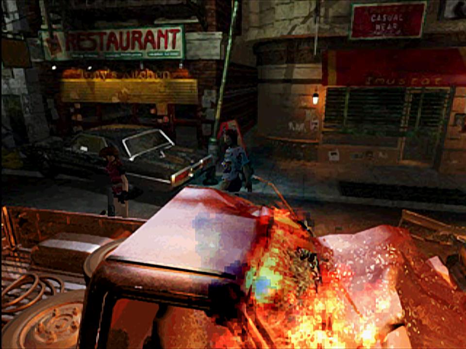 История в картинках (Resident Evil \ Biohazard) - Изображение 2