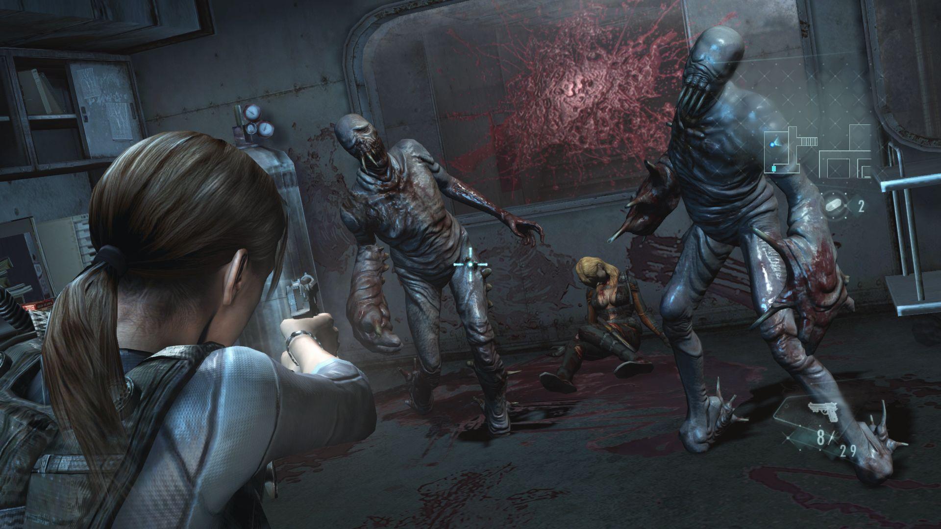 История в картинках (Resident Evil \ Biohazard) - Изображение 15