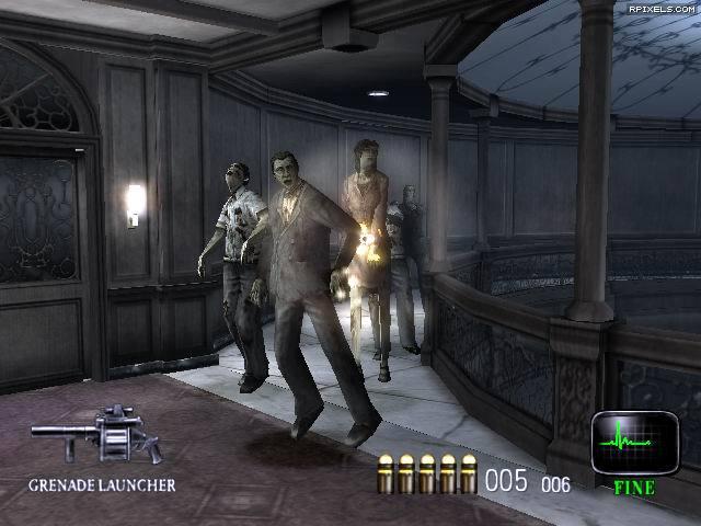История в картинках (Resident Evil \ Biohazard) - Изображение 8