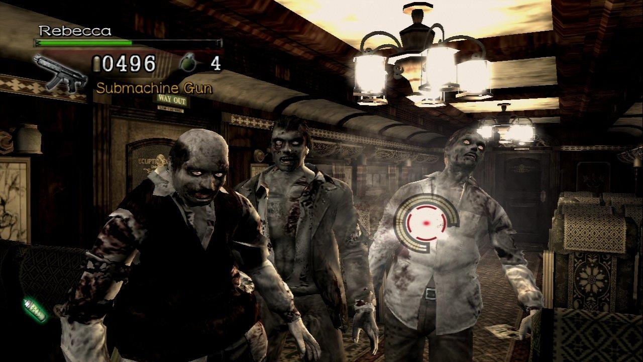История в картинках (Resident Evil \ Biohazard) - Изображение 11