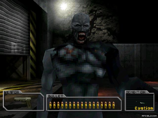 История в картинках (Resident Evil \ Biohazard) - Изображение 4