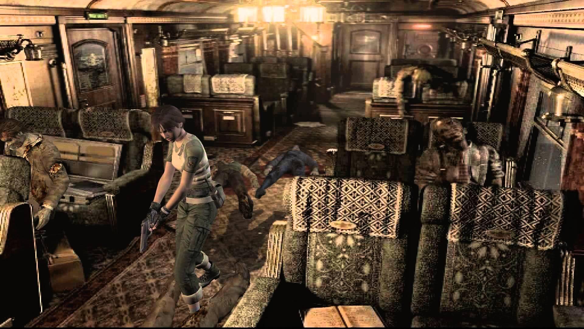 История в картинках (Resident Evil \ Biohazard) - Изображение 7