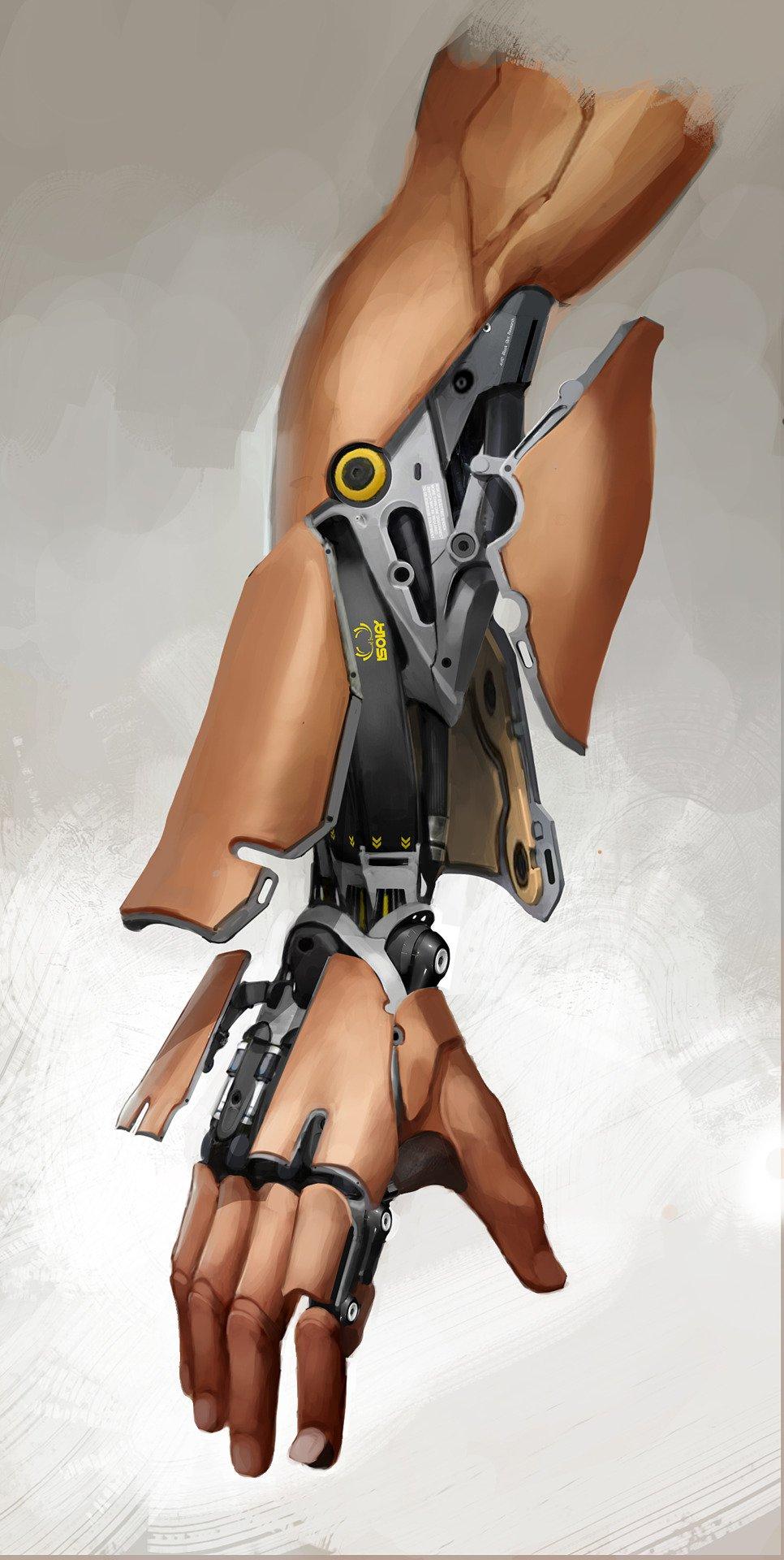 Подборка арта и гифок Deus Ex: Mankind Divided - Изображение 3