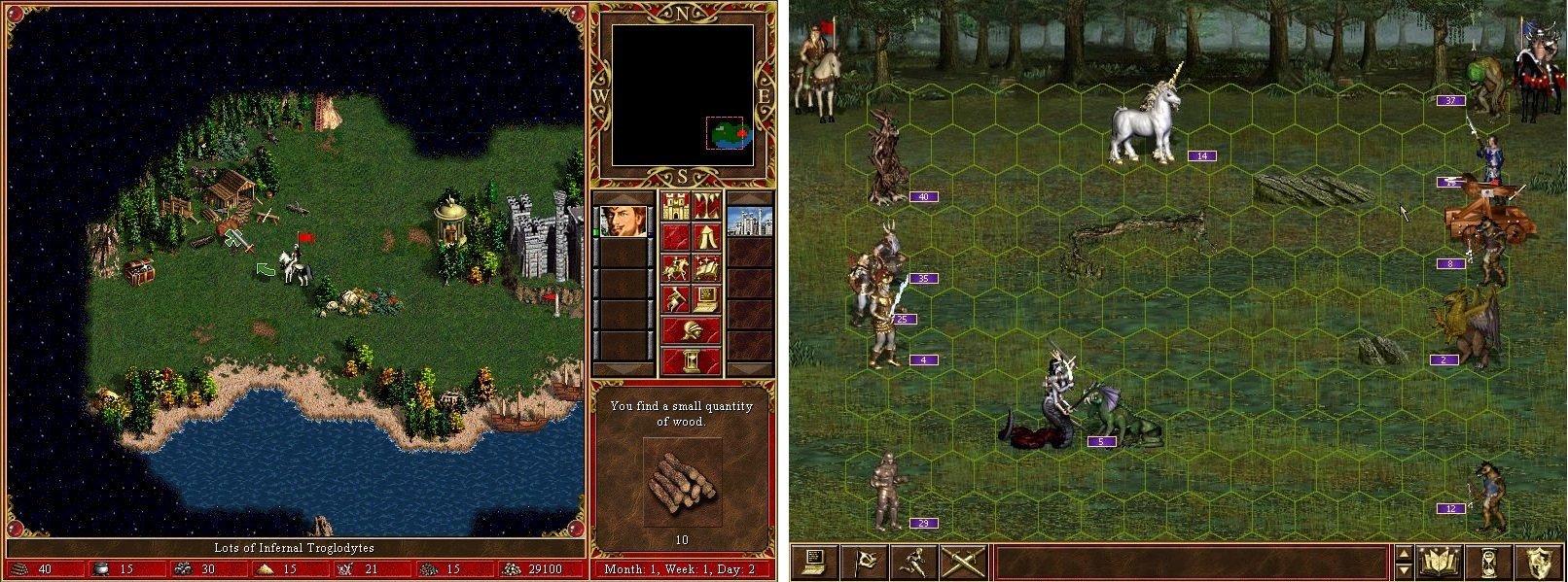 История в картинках (Heroes of Might & Magic) - Изображение 5