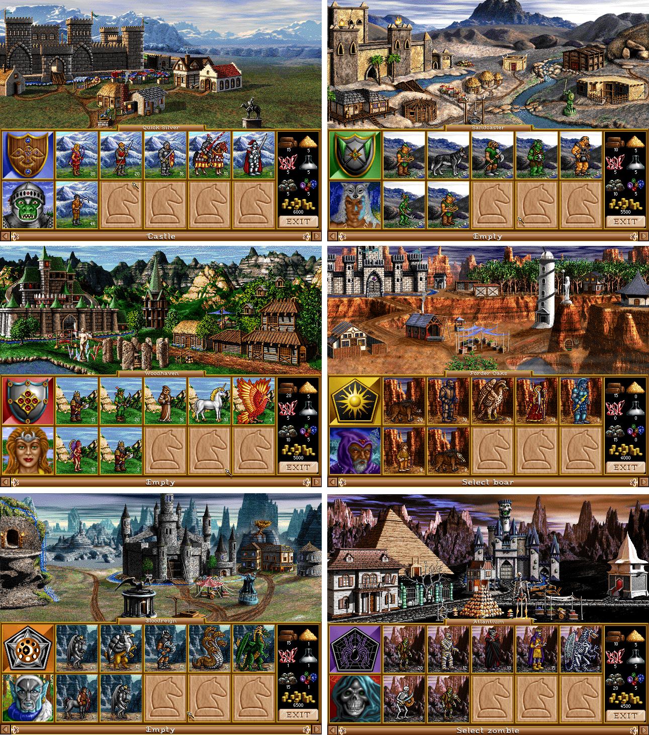 История в картинках (Heroes of Might & Magic) - Изображение 4