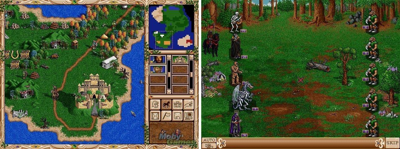 История в картинках (Heroes of Might & Magic) - Изображение 3