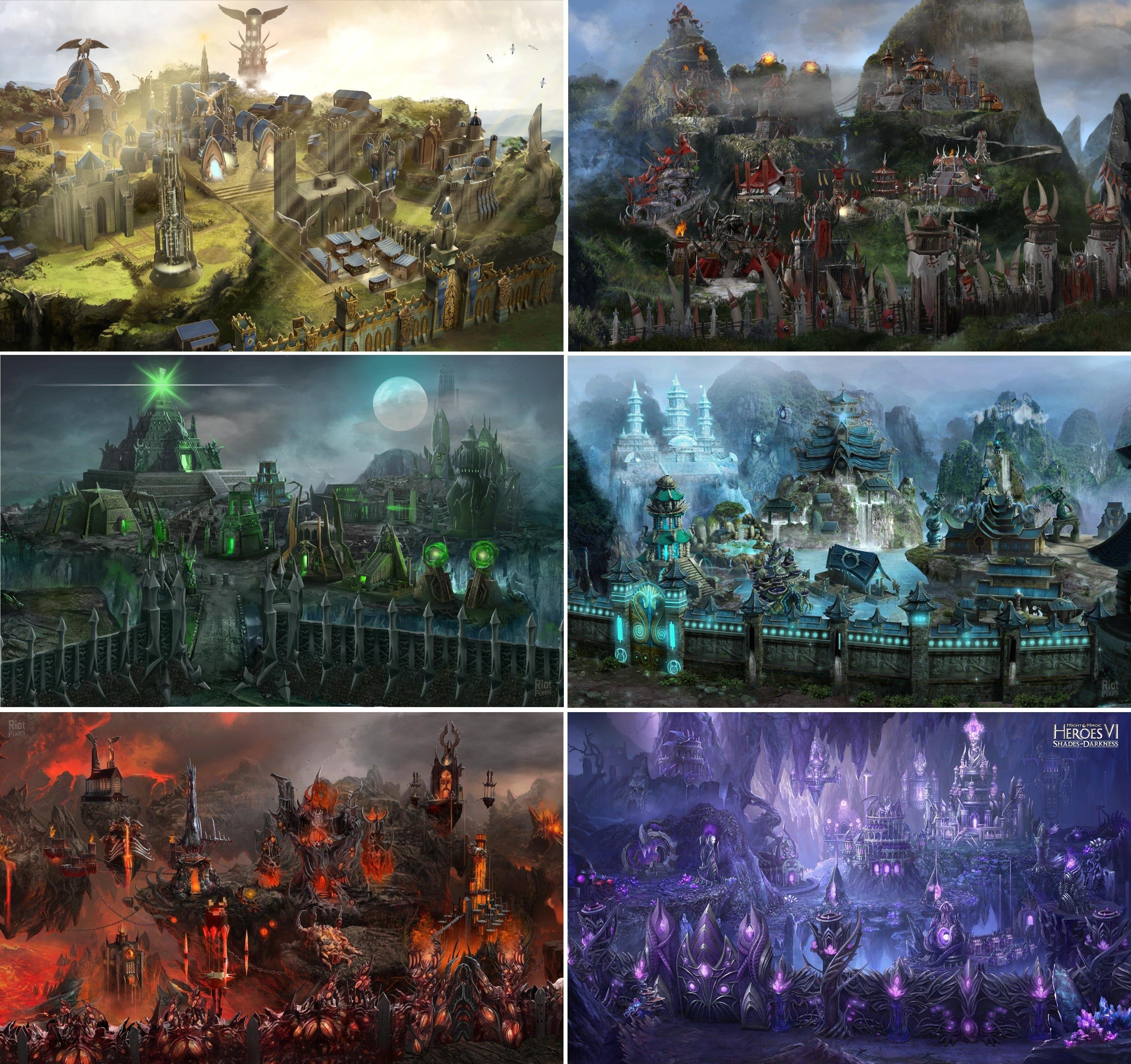 История в картинках (Heroes of Might & Magic) - Изображение 12